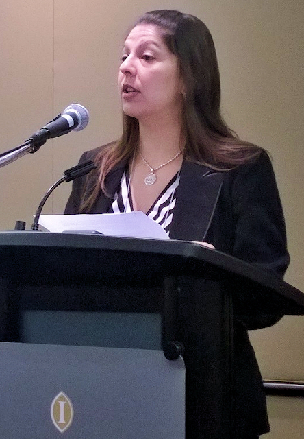 Monica Cortez-Garland, Secretary of AVAPL